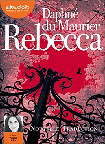 Rebecca Livre Audio 2 Cd Mp3 Audio Book French Edition