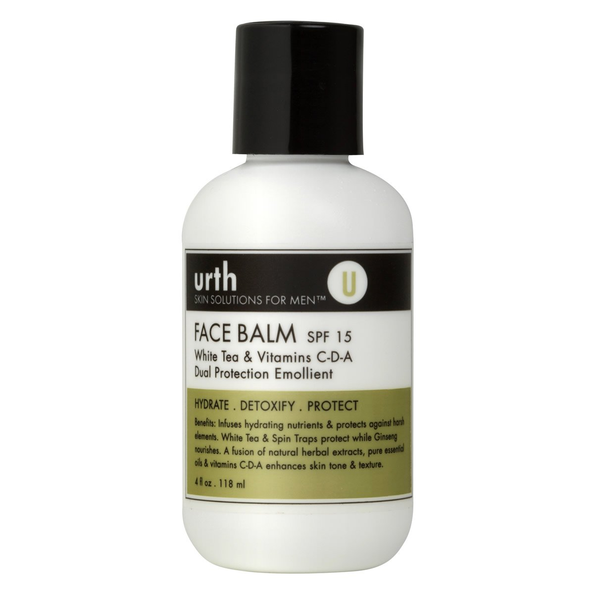 Urth Skin Solutions for Men Face Balm 4 ounces