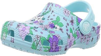 Crocs Kids Classic Floral Clog Water