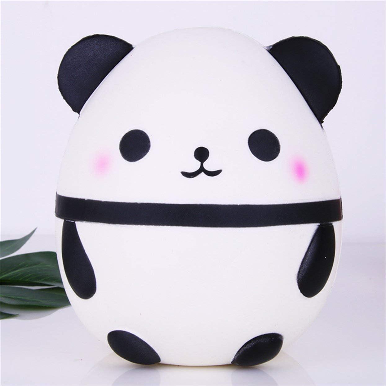 Tree-on-Life Anti-estr/és Squishy Simulaci/ón Panda Blanco Juguetes de Rebote Lento Divertido Infantil Squeeze Exquisita Colecci/ón Juguete Suave Ni/ños