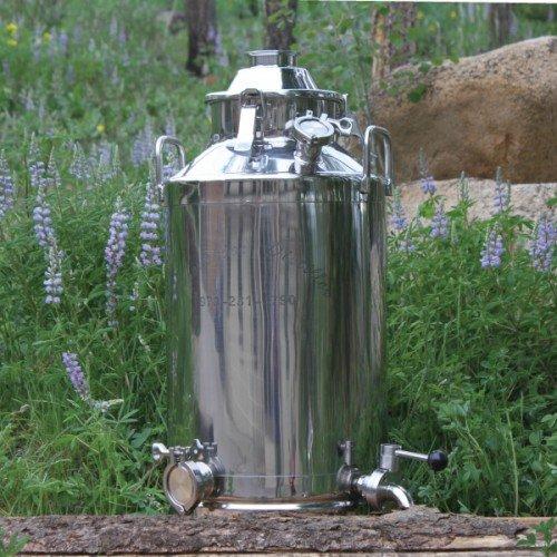 Moonshine Distiller Gallon Distilling Fittings product image