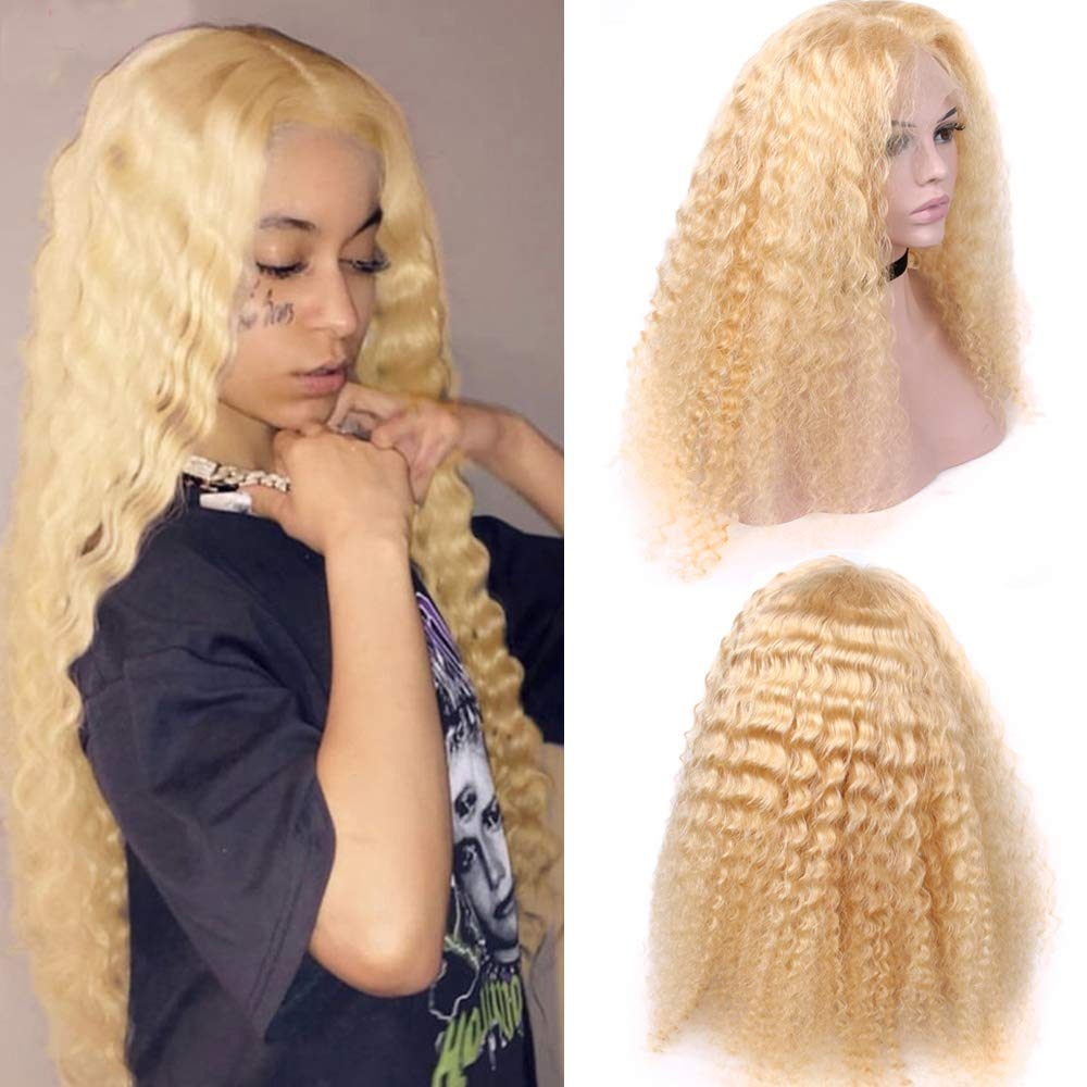 613 Wig Human Hair Lace Frontal 13x4 Part Our shop OFFers the Fees free!! best service With Bl Baby Free
