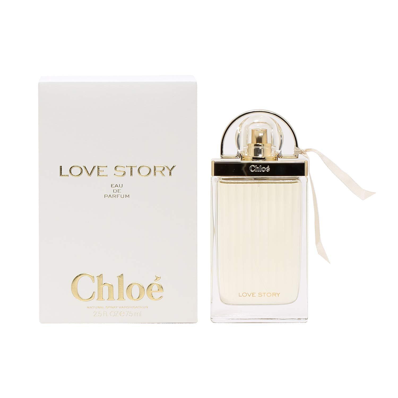 fdca7f0e3a45 Amazon.com : Chloe Love Story FOR WOMEN by Chloe - 2.5 oz EDP Spray : Beauty