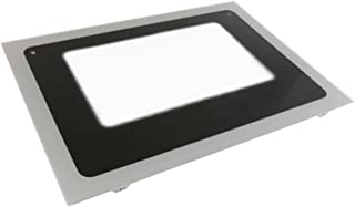 Spares2go Main Door Outer Glass Panel for Hotpoint Oven Cooker