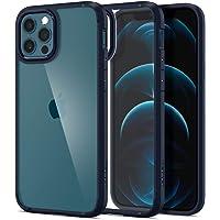 Spigen iPhone 12/12 Pro Case Ultra Hybrid - Navy Blue
