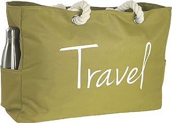 043a0e6b0 Amazon.com | KEHO All-in-1 Weekender Travel Beach Shoulder Bag Extra ...