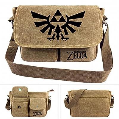 41dc4d5507cc lovely Gumstyle Anime Cosplay Canvas Messenger Bag Shoulder Bag ...