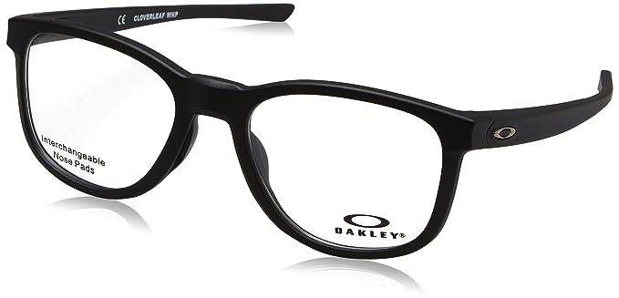 0d6b61259d Amazon.com  Oakley 0OX8102-810201 SATIN BLACK -52mm  Clothing