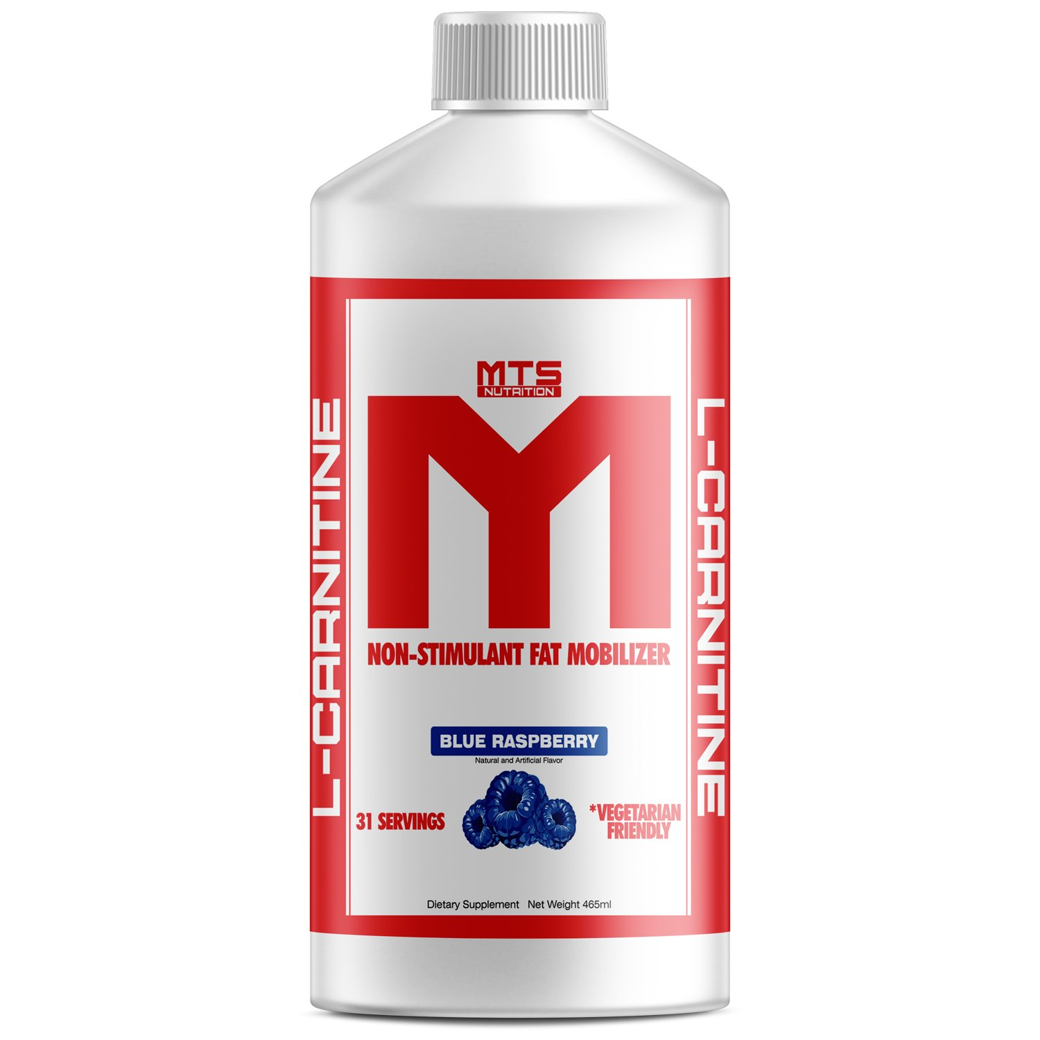 MTS Nutrition L-carnitine Non-Stimulant Fat Mobilizer