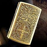 Pure brass Constantine Constantine create ghost elegy cigarette boxes