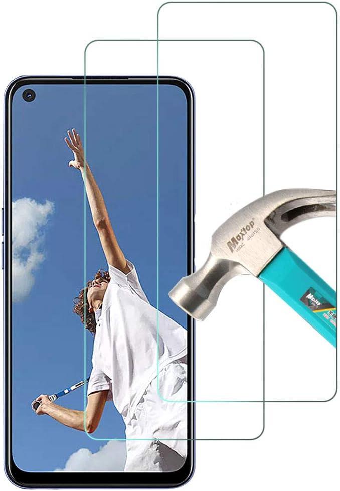 Tqmate 2 Stück Displayschutzfolie Für Oppo A52 A72 Elektronik