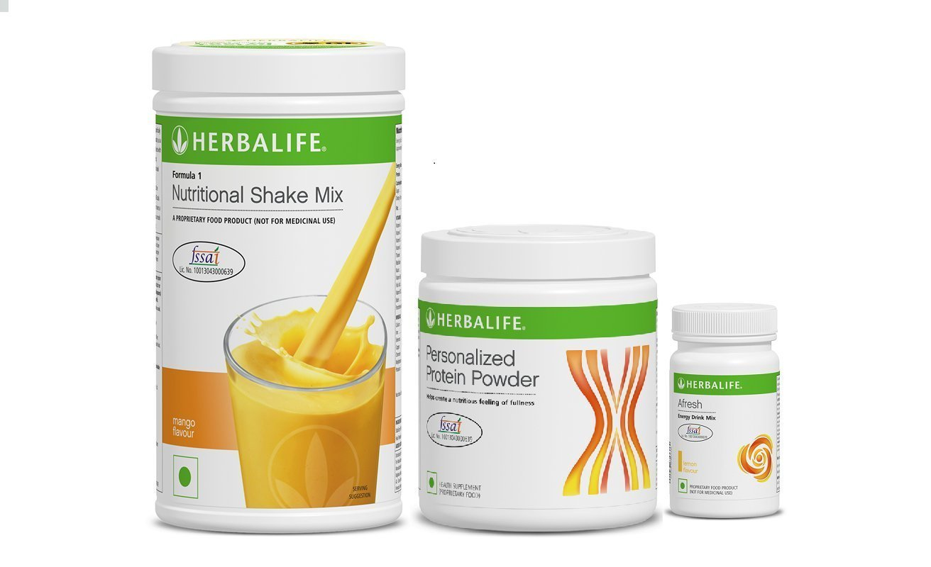 Herbalife Weight Loss Package - 750 g (P- Buy Online in Israel at Desertcart