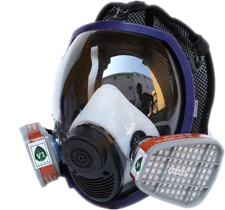 15en 1–Protección para cara mascarilla con pintura para 3M 6800Full Face máscara de gas UK