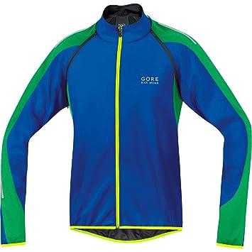 GORE BIKE WEAR Phantom 2.0 Windstopper Soft Shell - Chaqueta de ciclismo para hombre, color