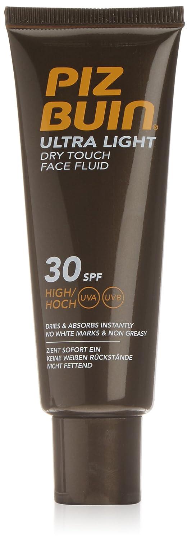 Piz Buin Ultra Light Dry Touch Face Fluid SPF 30 50 ml Johnson & Johnson 8277100 48744