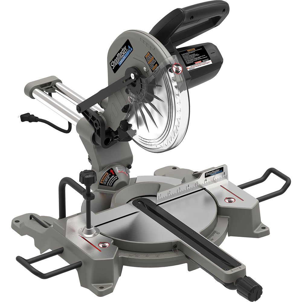 Delta S26-263L Shopmaster 10 Slide Miter Saw with Laser