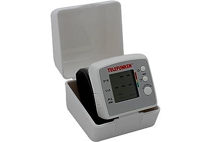 Tensiómetro Telefunken muñeca Pulsómetro Corazón B
