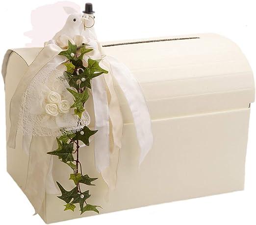 BB0002 - Caja para recolectar dinero en boda: Amazon.es: Hogar
