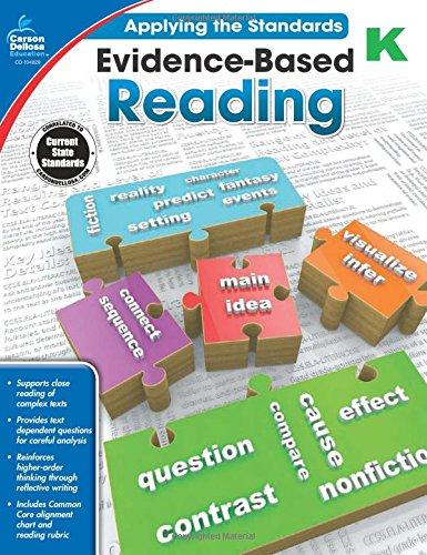 Evidence-Based Reading, Grade K (Applying the Standards)