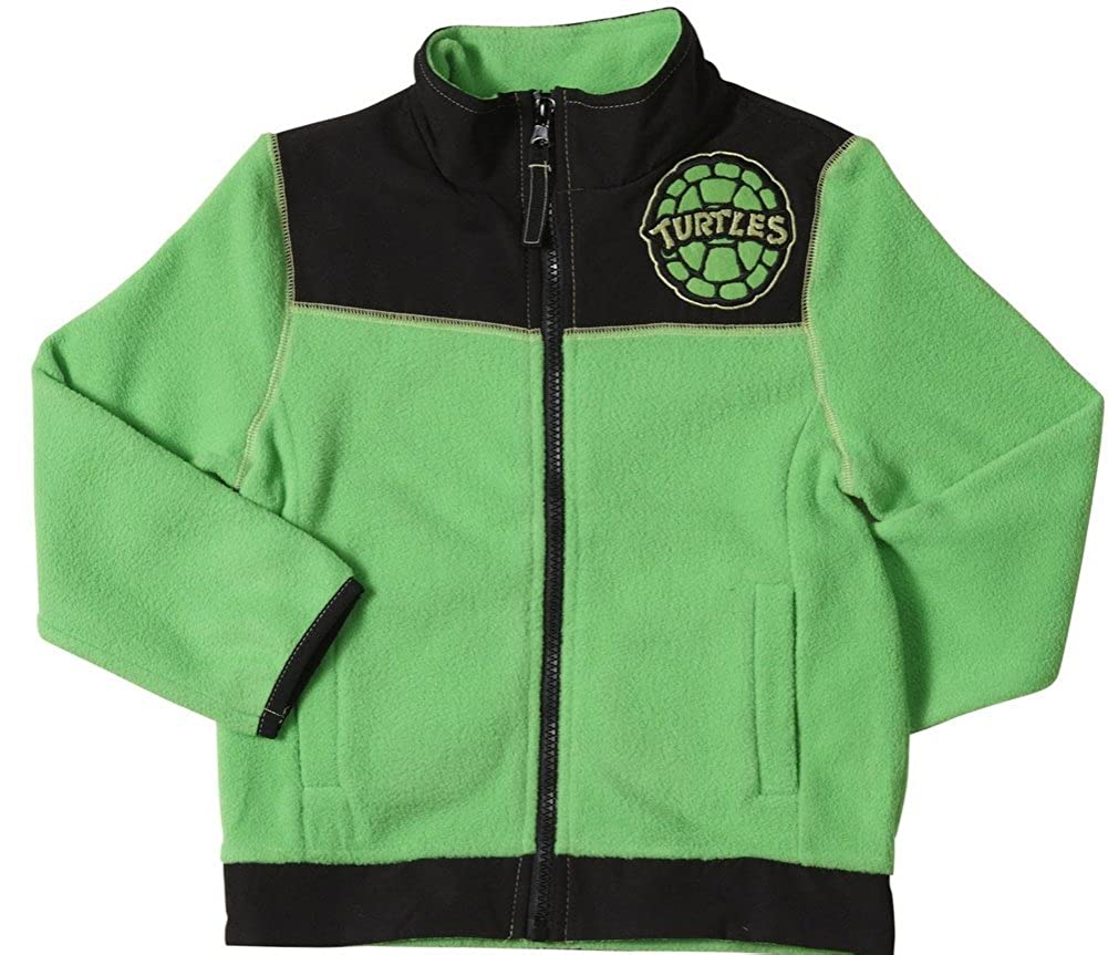 Dreamwave Little Boys Ninja Turtles Polar Fleece Jacket Multi 2T Warner Bros 1094078Littleboys