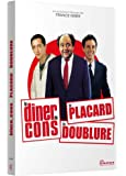 Coffret Le Dîner de Cons + Le Placard + La Doublure