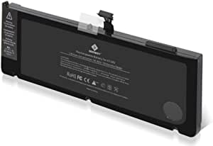 E EGOWAY Laptop Battery A1382 Compatible for MacBook Pro 15 inch Early/Late 2011 Mid 2012