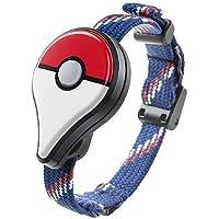 WQING Elf Baby Ball Pulsera Inteligente Bluetooth Reloj de Pulsera Juego de Accesorios Rojo