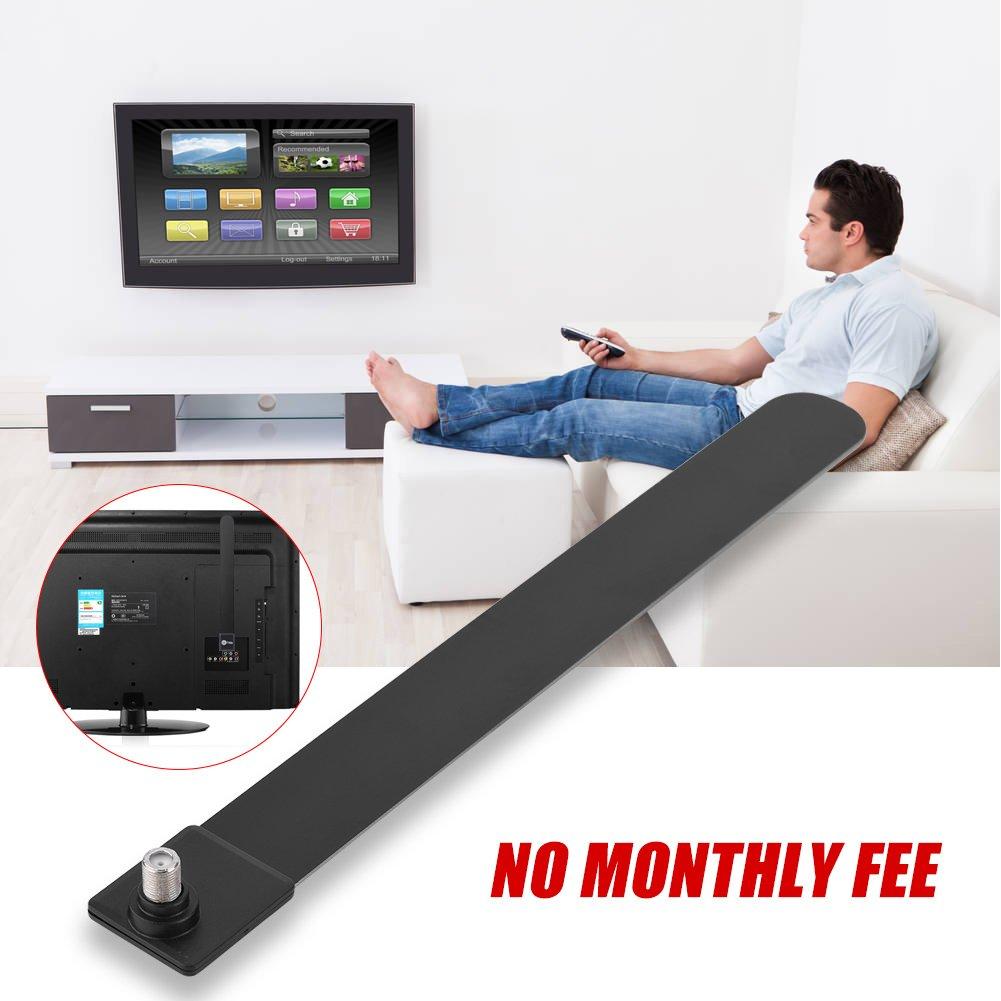 Full 1080p HD Free HD Digital TV Programs 480p-1080p Channels Clear TV Key Clear TV Key Digital Indoor Antenna Stick Pickup More Channels 100