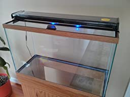 Amazon Com Aqueon Led Aquarium Light Fixture 30 Inch
