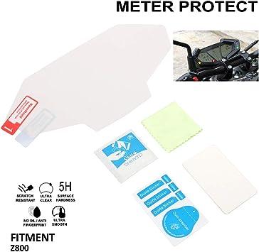 Fastpro Motorrad Cluster Tachometer Kratzschutz Folie Displayschutzfolie Kilometerzähler Instrument Tachometer Cluster Für Z800 Auto