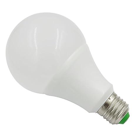 aiyowei E27 9 W SMD LED con forma de bola bombilla DC/AC 12 –
