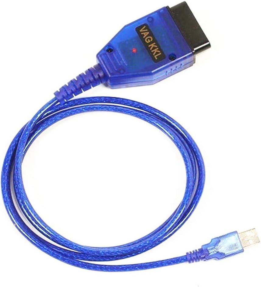PANGOLIN OBD2 OBDII 409.1 USB Cable Car Diagnostic Scanner KKL for Audi VW Volkswagen Skoda SEAT Aftermarket Parts 3 Month Warranty