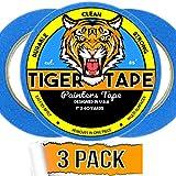 3 Pack Painters Tape Masking Tape Blue Tape 1