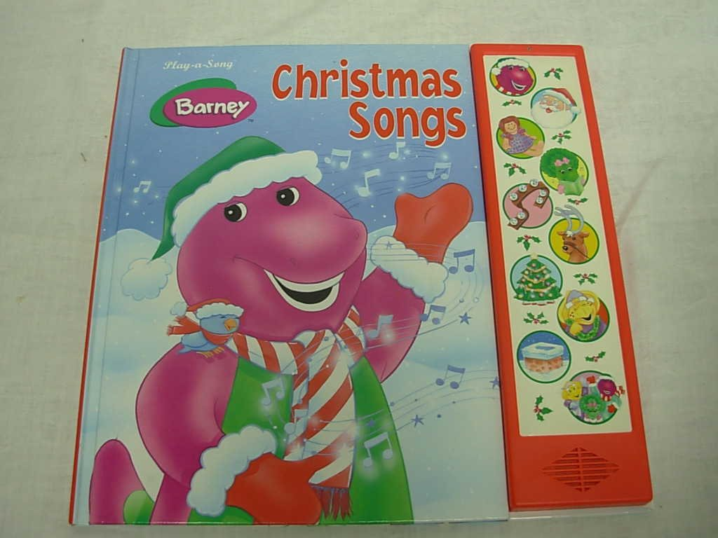 Barney Christmas songs: June Valentine: 9780785327271: Amazon.com: Books