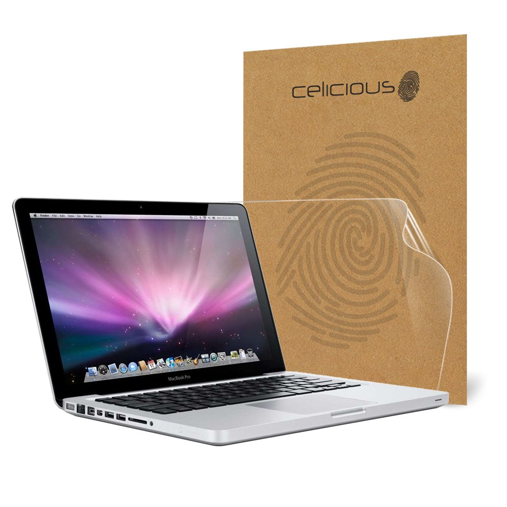 Celicious Impact Anti-Shock Shatterproof Screen Protector Film Compatible with Apple MacBook Pro 13 A1278 (2012) by Celicious (Image #1)