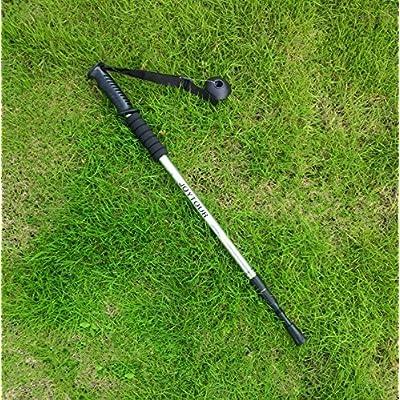 Bâton de randonnée en aluminium extérieur randonnée bâton de marche bâton de marche béquilles âgées