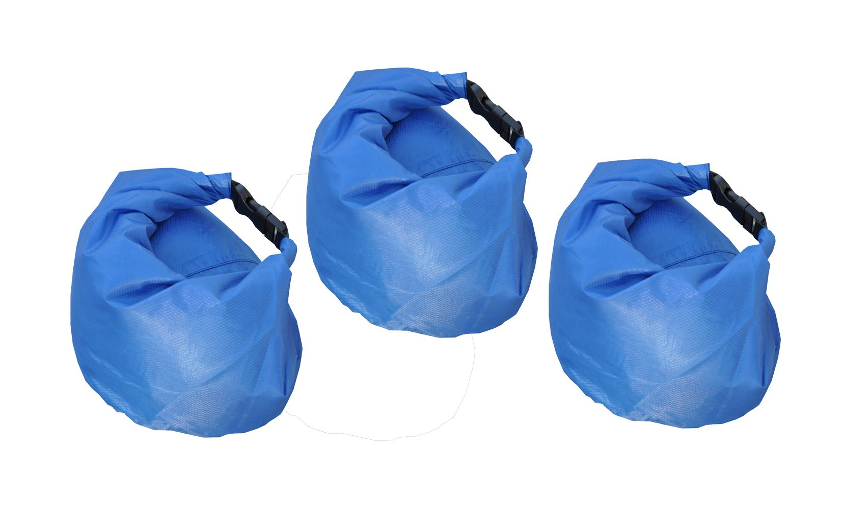 Cool Runners Wind Tamer Clip on Bags (3 Pack)