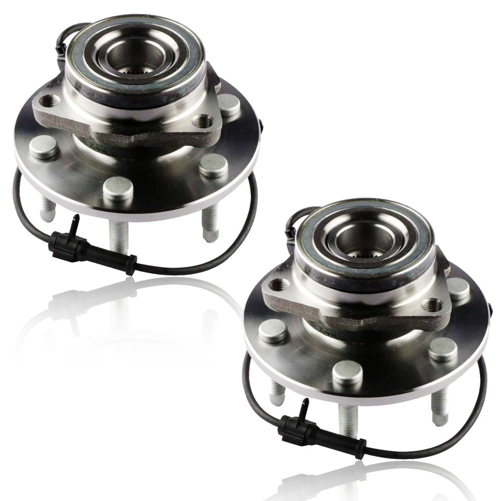 Set of 2 MOSTPLUS Wheel Bearing Hub Wheel Hub and Bearing Assembly 515050X2 for Aviator Explorer Mountaineer EXCLUDES Sport Trac 4x4 With ABS 5 Lug