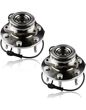 MOSTPLUS Wheel Bearing Hub Front or Rear Wheel Hub and Bearing Assembly for Escalade, Express