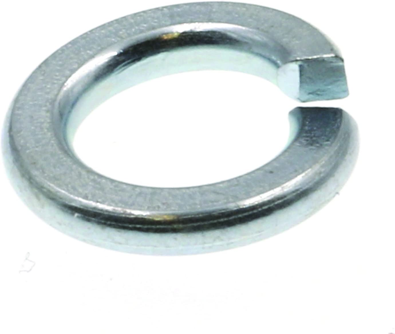 #10 Prime-Line 9081906 Medium Split Lock Washers 50-Pack Zinc Plated Steel