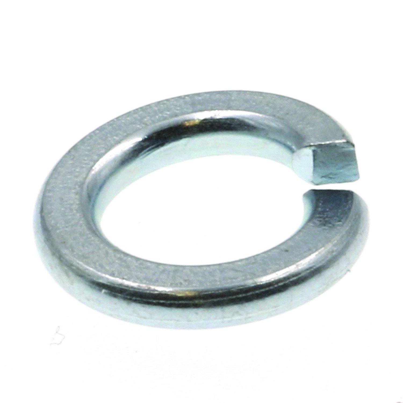 #10 Zinc Plated Steel 100-Pack Prime-Line 9081908 Medium Split Lock Washers