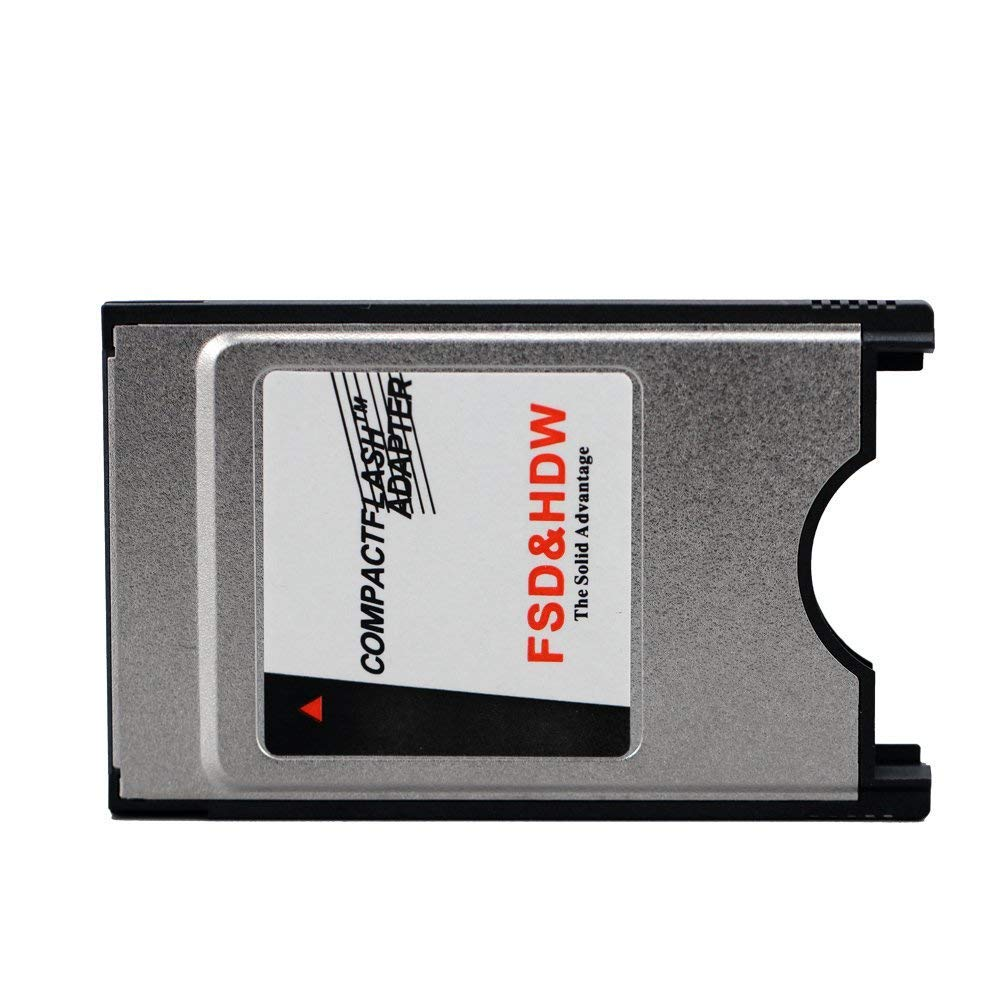 PCMCIA Compact Flash PC CF Card Reader Adapter by XINHAOXUAN (Image #1)