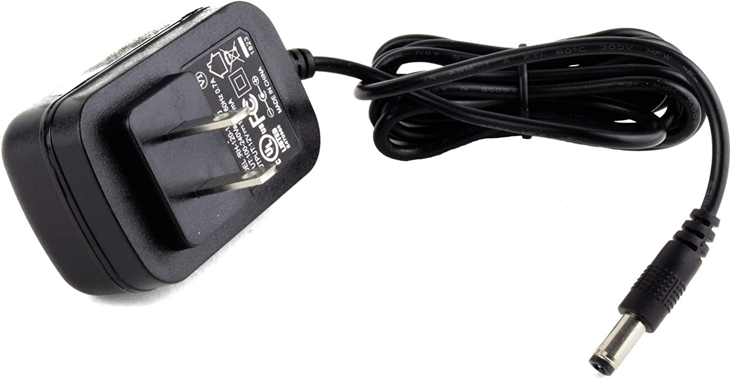 MyVolts 12V Power Supply Adaptor Compatible with Iomega LDHD-UP External Hard Drive - US Plug