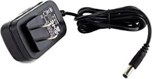 MyVolts 12V Power Supply Adaptor Compatible with HP Scanjet 3500C Scanner - US Plug