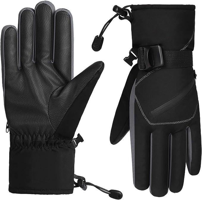 Winter Warm Gloves Windproof Waterproof Thermal Touch screen Ski Snow Snowboard