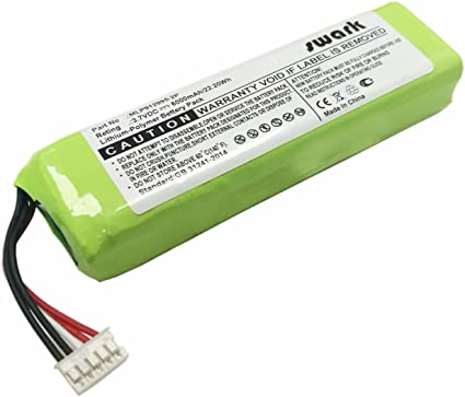 Part Number GSP1029102 MLP912995-2P Replacement Battery for JBL Charge 2 Plus Charge 2