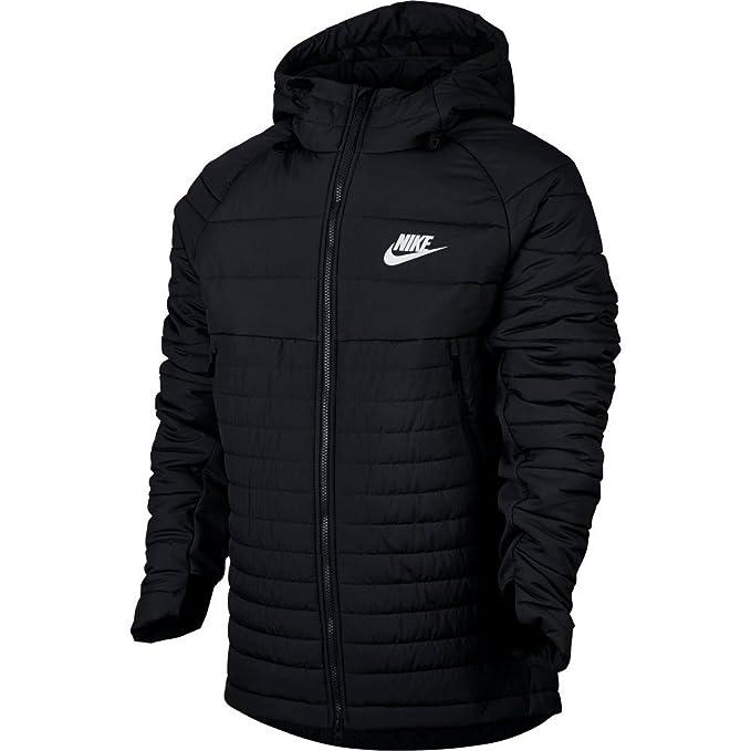 Fill Nike Advance Syn – Jacke 15 Sportswear Schwarzweiß E9YHW2DIeb