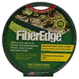 FiberEdge - 4'' Green Fiberglass Edging