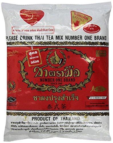 nal Thai Iced Tea Mix ,400g (Hot Blending Lid)