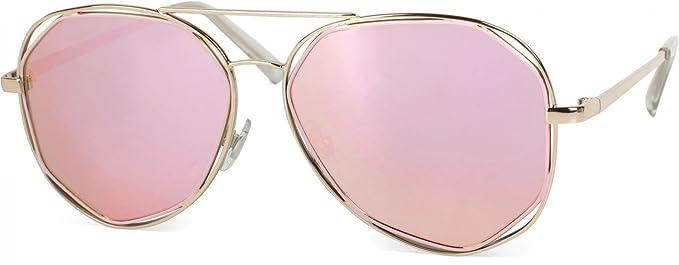 Sol Con Stylebreaker Efecto Gafas De BicromadoAviador iZuTwOPkX